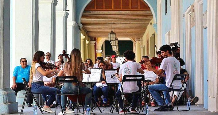 Buen Viaje a Cuba - La Ruta de Mozart, interesante opción en la capital  cubana